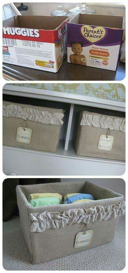 Organizar y reciclar