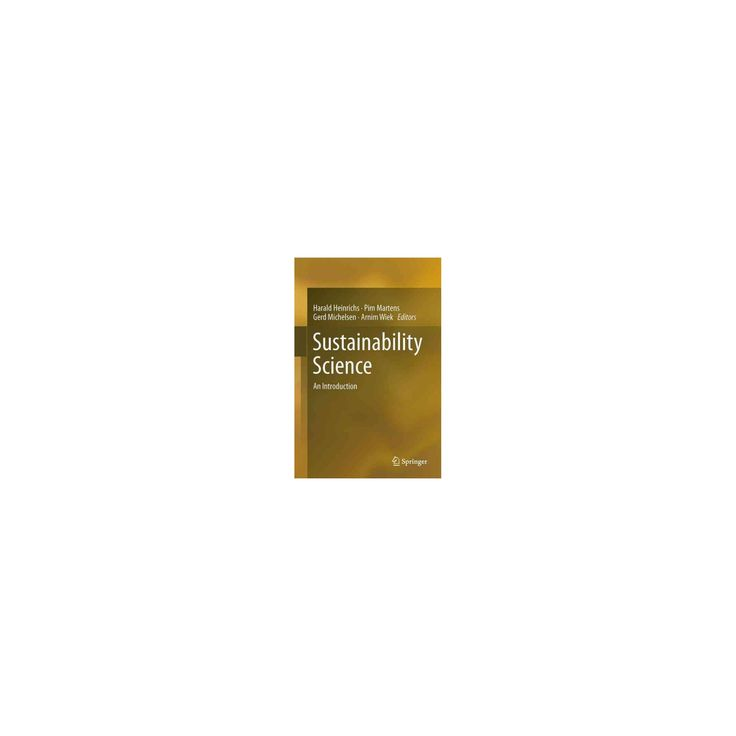 Sustainability Science : An Introduction (Hardcover)