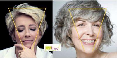 Waarom een kort kapsel na je 50ste vaak beter staat, lees je in dit blog  www.lidathiry.nl  