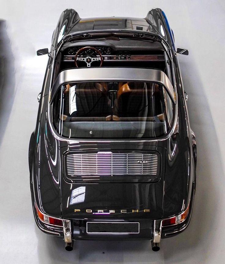Carbon Fiber Porsches by Paris' Ateliers Diva