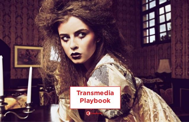 Transmedia Playbook by Transmedia Storyteller Ltd via slideshare
