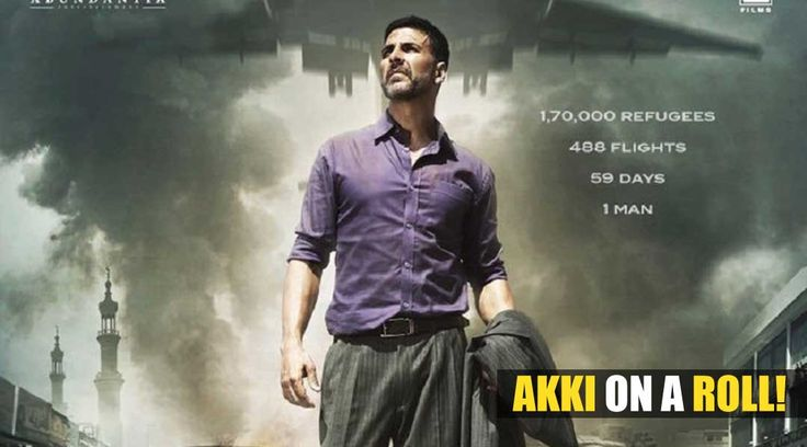 #Airlift becomes Akshay's 5th consecutive film to cross 50 crores!