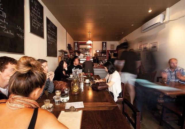 Penny Farthing Espresso - High Street, Northcote  my favorite breakfast spot