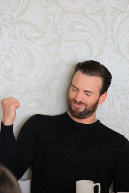 New favorite pic of chris Evans  no lie - Visit to grab an amazing super hero shirt now on sale!
