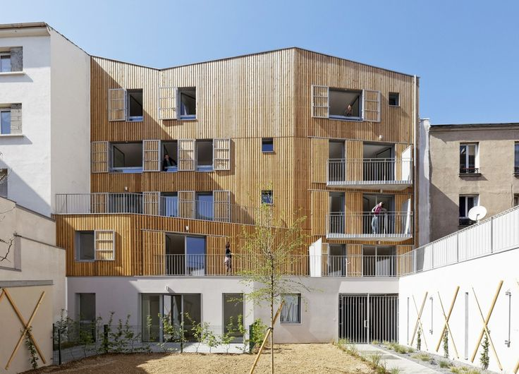 8 Housing in Patin / Benjamin Fleury