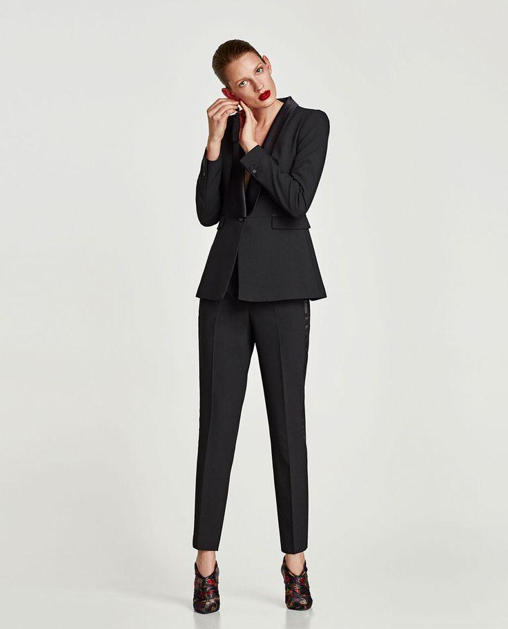 Best 25+ Women tuxedo ideas on Pinterest | Woman suit ...