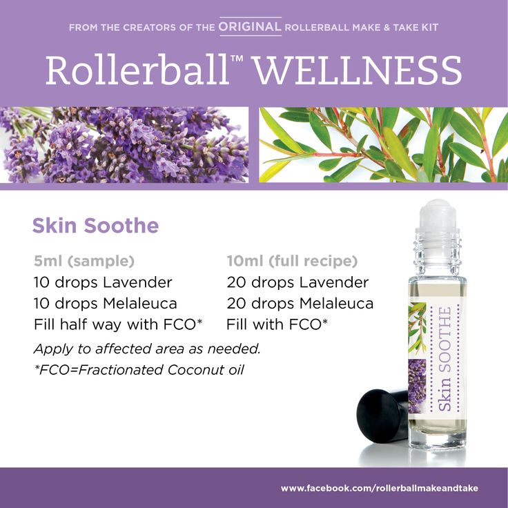 Skin Soothe Rollerball Wellness Make Amp Take Workshop