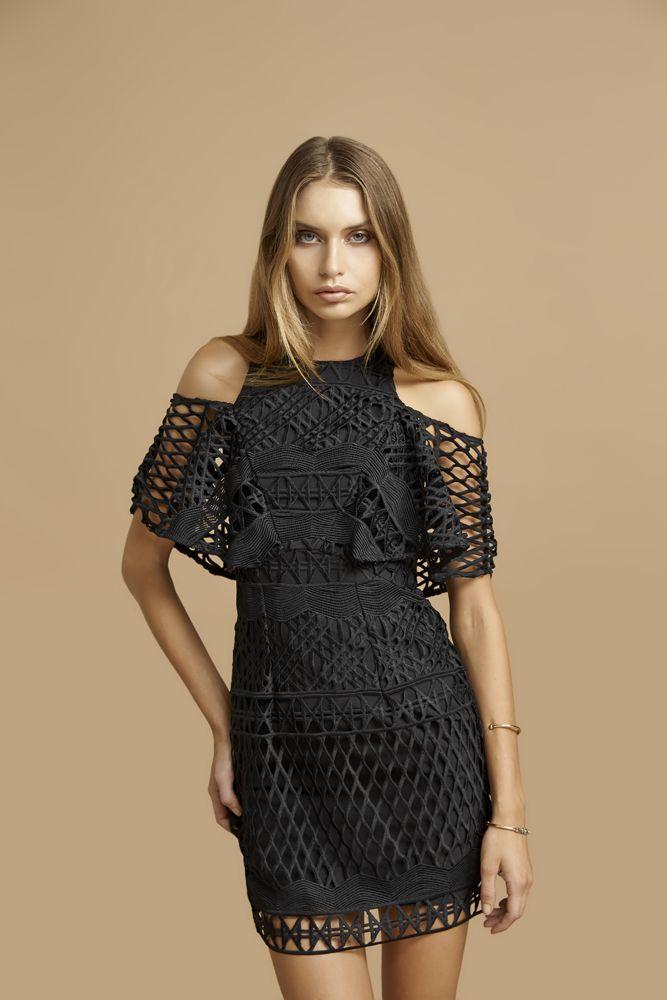 http://www.kookai.com.au/products/crown-lace-dress-black
