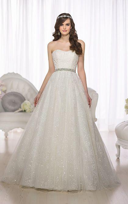 Wedding Dresses   Luxurious Bride Dress   Essense of Australia  - stunning!
