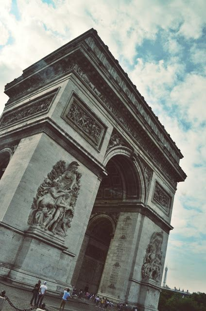 #paris #france #arcdetriomphe. I can't wait to visit