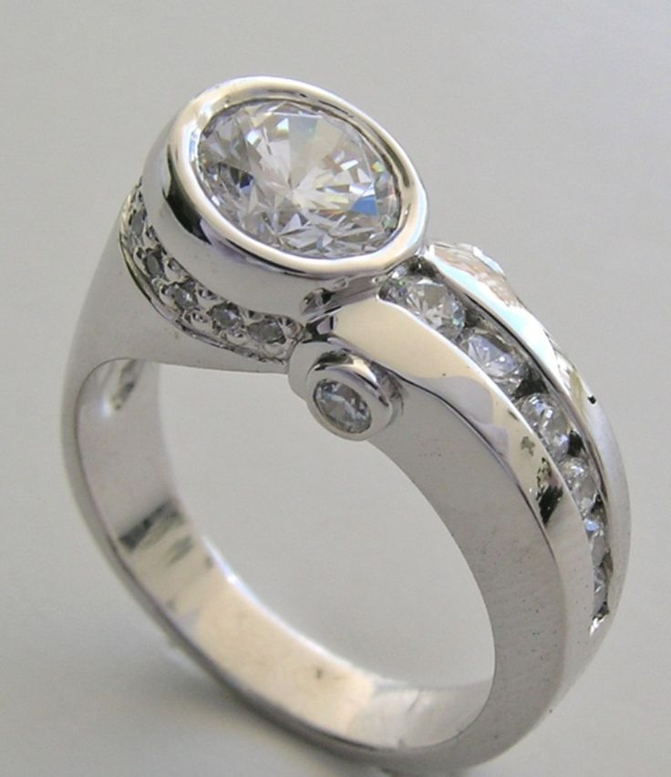 40 Unique & Unusual Wedding Rings for Him & Her ... 3b └▶ └▶ http://www.pouted.com/?p=32655