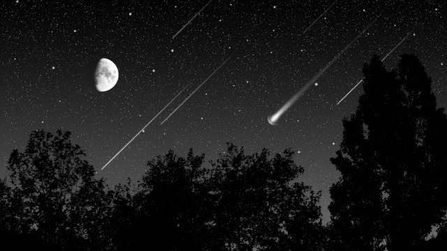 Tientallen vallende sterren te zien dit weekeinde | NU - Het laatste nieuws het eerst op NU.nl