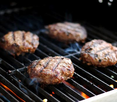Leanne bakes: The Basic Beef Burger Patty