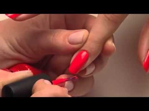 ▶ Shellac: Sterke, gekleurde glanzende nagels en die weken mooi blijven. http://www.apprenza.be - YouTube