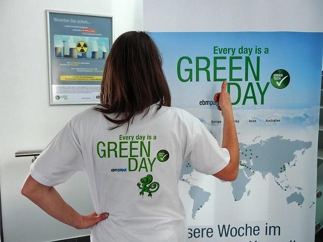 GreenDay by ebm-papst Austria by ebm-papst Deutschland, via Flickr