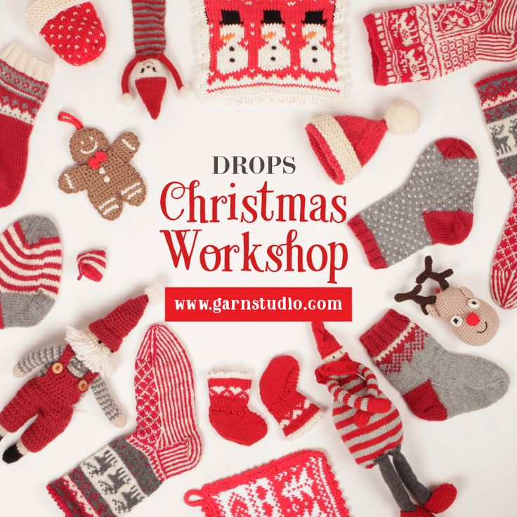 DROPS Christmas Workshop 2015
