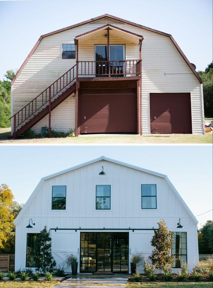 Barndominium, Chip and joanna gaines and Joanna gaines on Pinterest