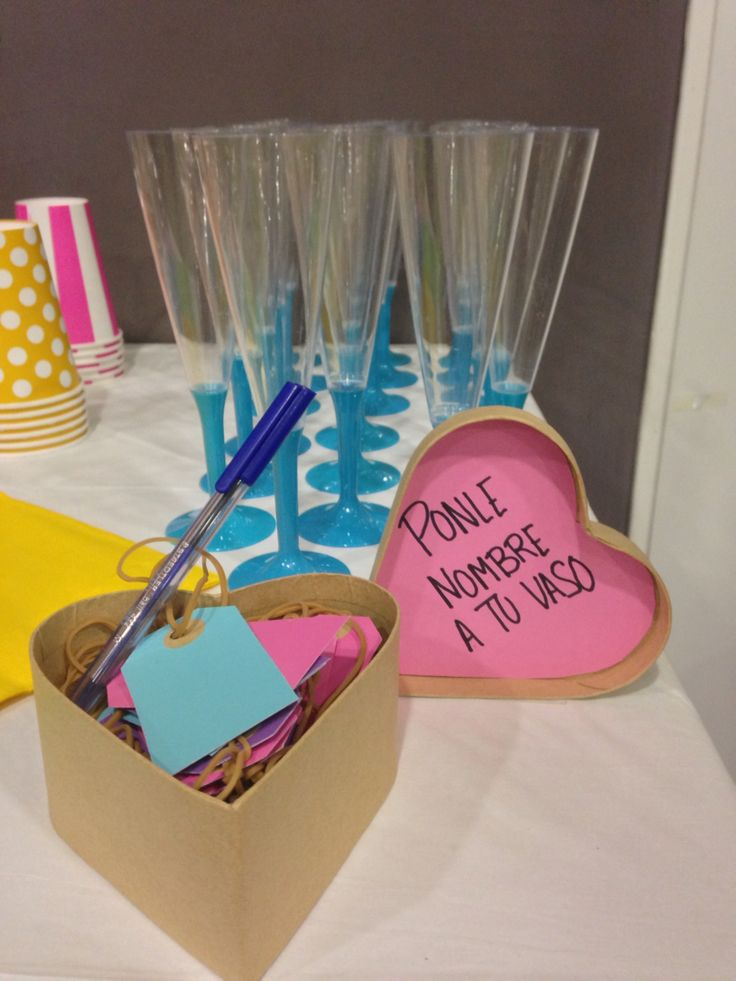 Colorful party to Raquel #party #birthday #adult #40   Tag your paper glass