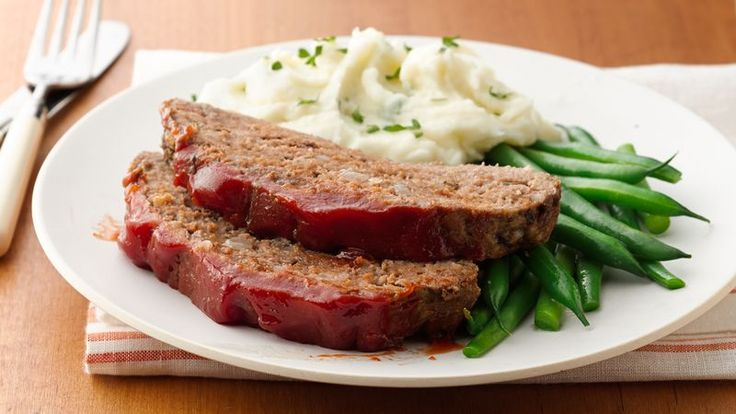 Looking for a new way to perk up  meatloaf?  Stir salsa into the meat mixture and then top the loaf with salsa. The amount of heat is up to you.