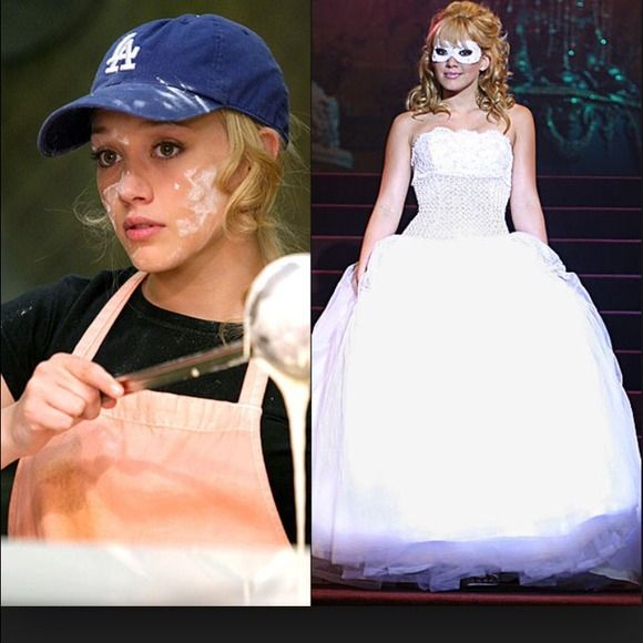Want to look like Hillary Duff in A Cinderella Story? Now you can! Selling  sc 1 st  Pinterest & The 111 best A Cinderella Story images on Pinterest | A cinderella ...