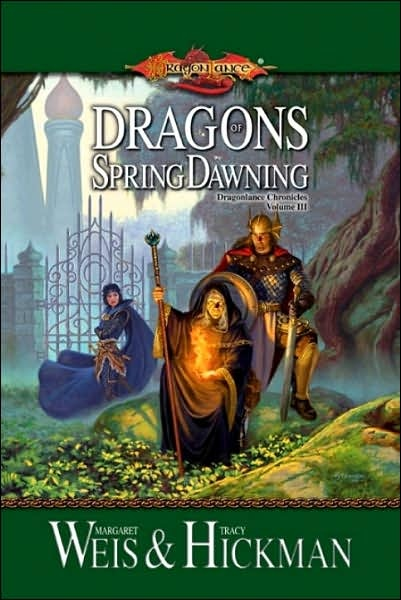 Dragons of Spring Dawning (Chronicles #3)