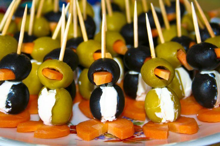 azeitonas pinguin