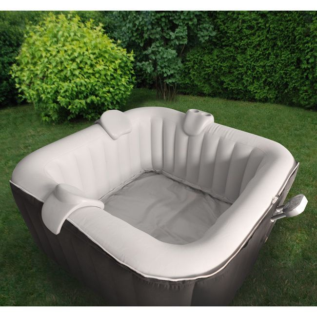81 best images about inflatable hot tubs on pinterest portable spa jets and squares. Black Bedroom Furniture Sets. Home Design Ideas