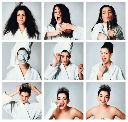 Anne Hathaway: Princess Diaries
