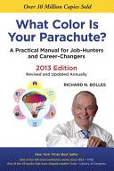 What Color Is Your Parachute?  ** Projektilainen suosittelee **  The world's most popular job-search book is updated for 2014 with up-to-the-minute information and tips for how-to look for work and change careers.