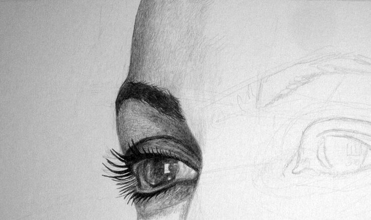 Photorealistic Pencil Drawing Tutorial - Step by step advanced graphite drawing techniques