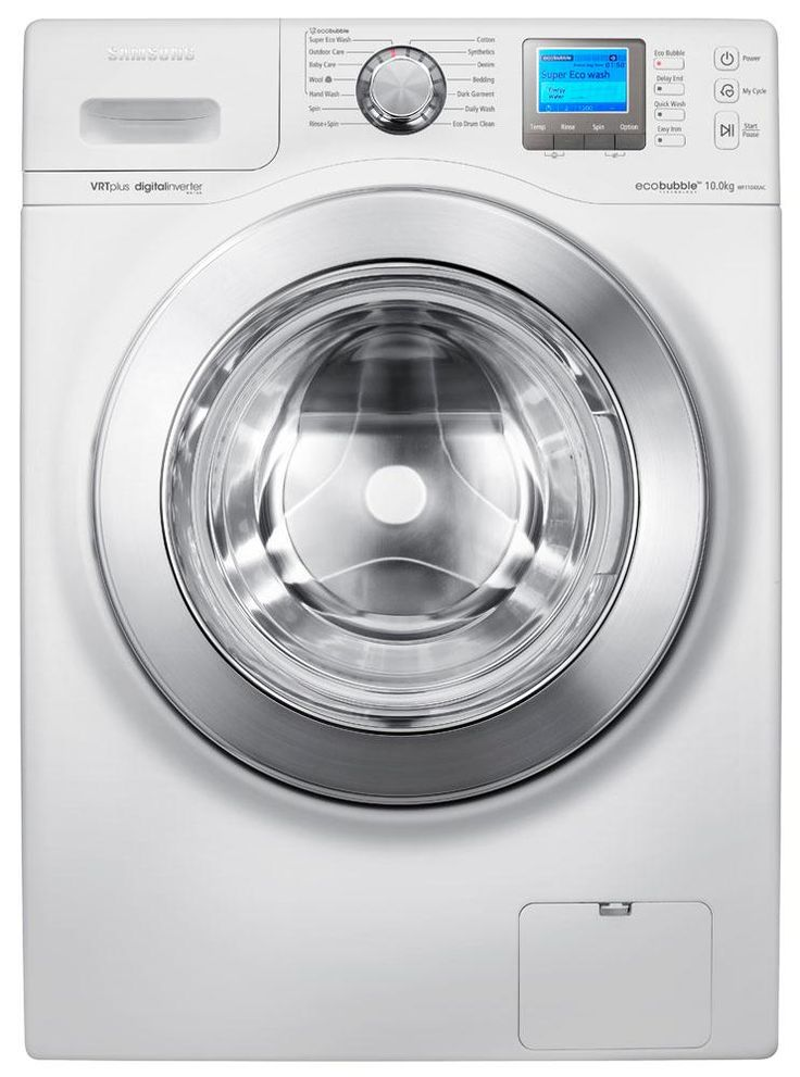 Samsung 10kg Front Load Washer $1699.00 from Noel Leeming