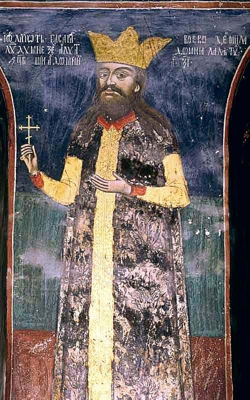 Basarab III Laiotă cel Bătrân (1473-1477)