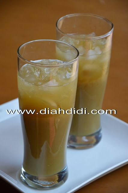 Diah Didi's Kitchen: Es Sari Kacang Hijau