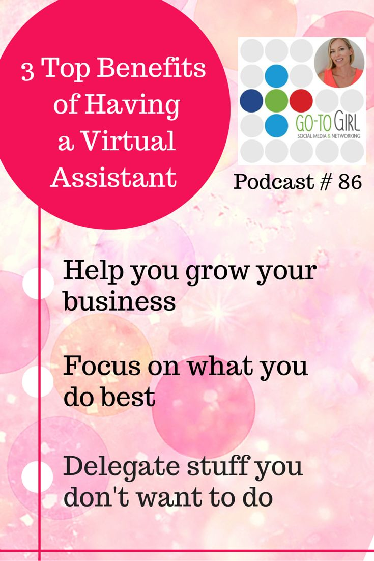 Outsourcing has become a bit of a buzz word but what does it mean?  And what is it really like being a Virtual Assistant?  Who better to give us an inside look of what it's really like than my lovely VA Ireen who lives in the Philippines and is a valuable part of the Go to Girl team. Know more about the benefits of having a virtual assistant by listening to the podcast.