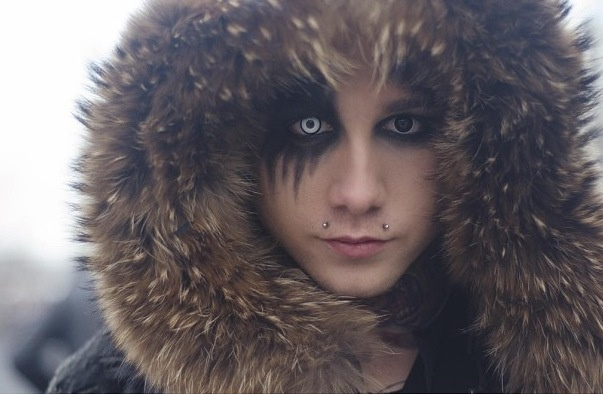 Joshua Balz Is So Hot From Motionless In White