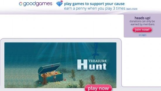 GoodGames permite que gamers contribuam com causas importantes sem precisar fazer nada além de jogar online