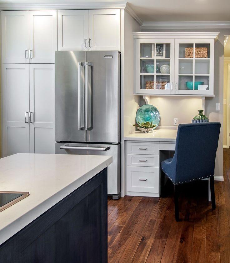 Kitchen Cabinet Renovations: Best 25+ Kitchen Desks Ideas On Pinterest