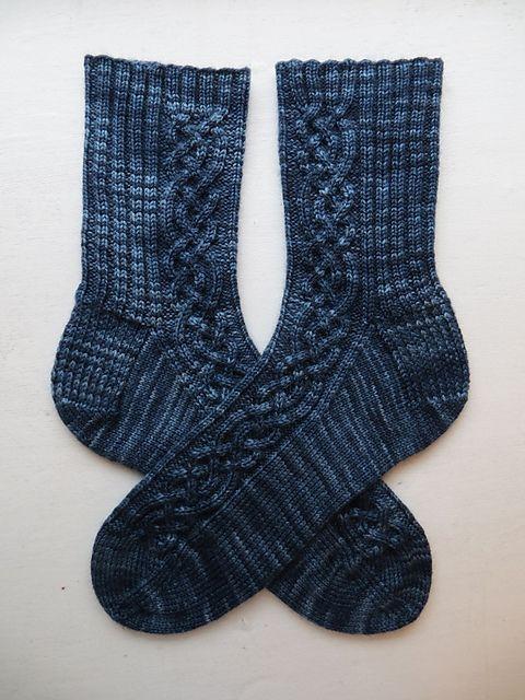 Ravelry: Oktoberfest Socken pattern by Susan Dittrich free pattern