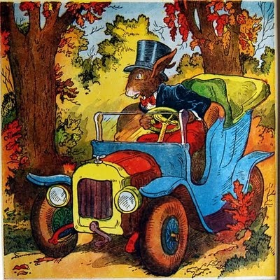 Uncle Wiggily Longears is the main character of a series of children's stories by American author Howard R. Garis,