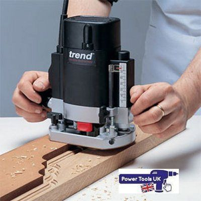 Trend Routers from Power Tools UK