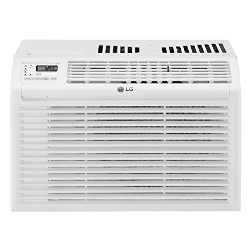 LG LW6017R 6,000 BTU 115V Window Air Conditioner #Window #Conditioner