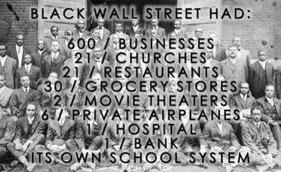 Little known black history facts #BlackWallStreet    #BlackLivesMatter #Greenwood