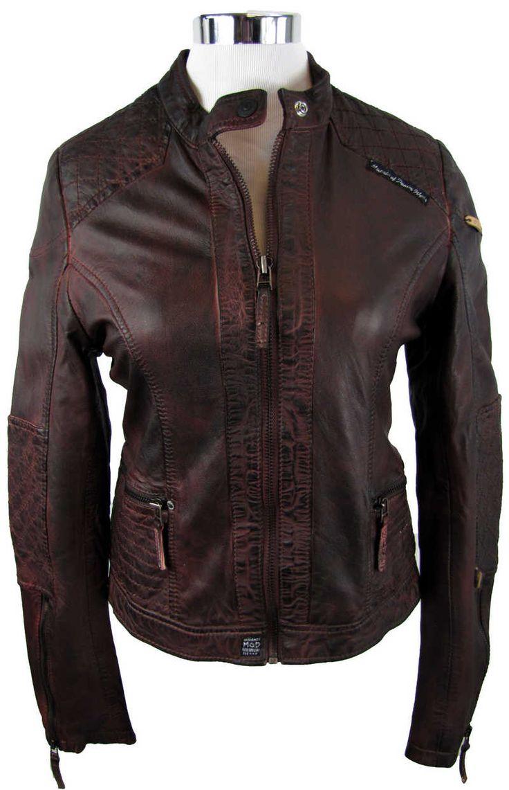 Richtig schicke Lederjacke von M.O.D. Ab 149,95€ erhältlich auf Marken-Lederjacken.de. #myjacketmylove