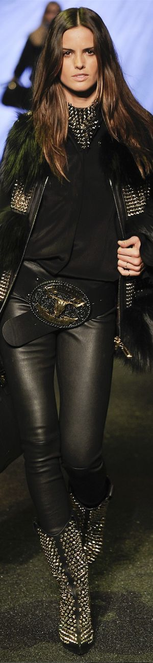FALL 2014 Ready-To-Wear featuring Philipp Plein