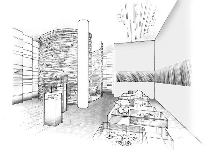larahvmoravek - projects - sketches  -Yabu