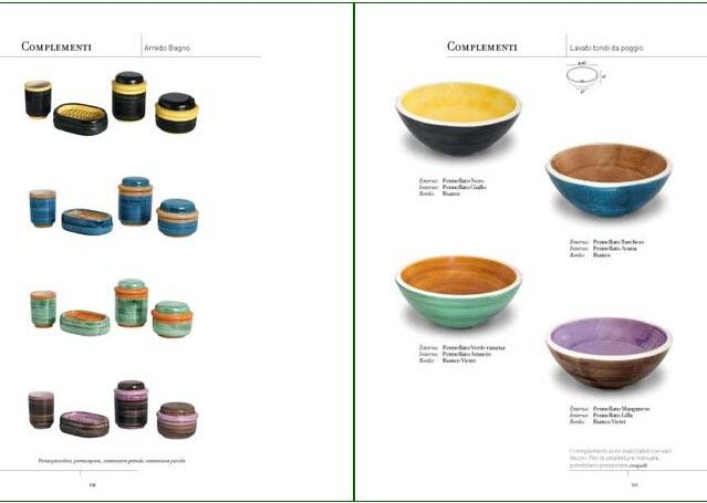oggettistica | complementi d'arredo | #ceramicafrancescodemaio http://www.francescodemaio.it/fr11/fr11-100-101.htm