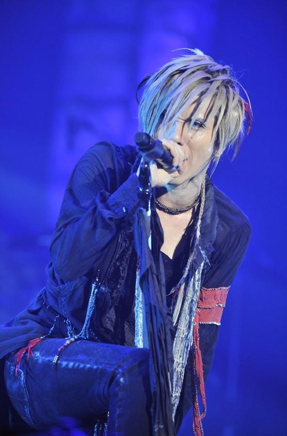 Yasu of Acid Black Cherry in Nippon Budokan, 18.07