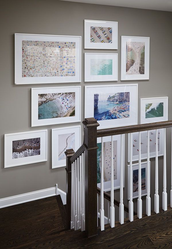 25+ Best Ideas About Photo Walls On Pinterest | Hallway Ideas