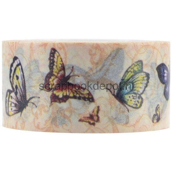 Love My Tapes Washi Tapes - Butterflies
