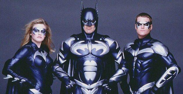 George Clooney pide disculpas por arruinar Batman